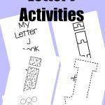 Letter of the Week: Preschool Letter J Activities