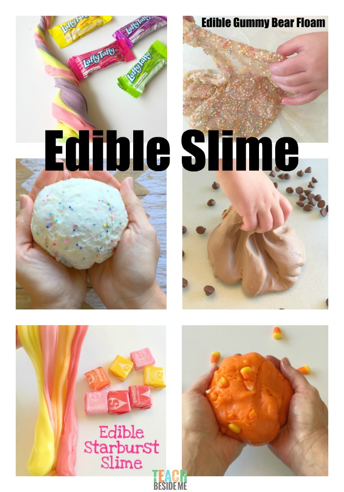 How to make Edible Slime Recipes