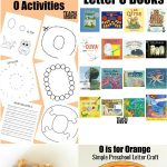 Letter of the Week: Preschool Letter O Activities