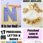 Letter of the Week: Preschool Letter N Activities