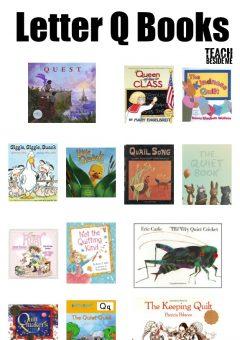 Letter of the Week: Preschool Letter Q Activities