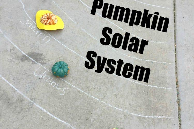 Pumpkin Solar System