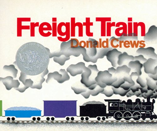 Freight Train- preschool train