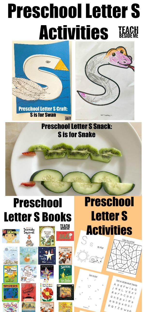 Preschool Letter S Activities-2