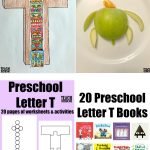 Letter of the Week: Preschool Letter T Activities