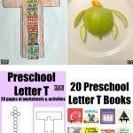 Letter of the Week: Preschool Letter T Activities