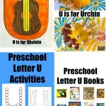 Letter of the Week: Preschool Letter U Activities