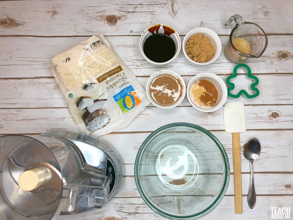 gluten free vegan gingerbread cookie recipe