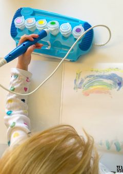 Mess-Free Painting with Color Wonder