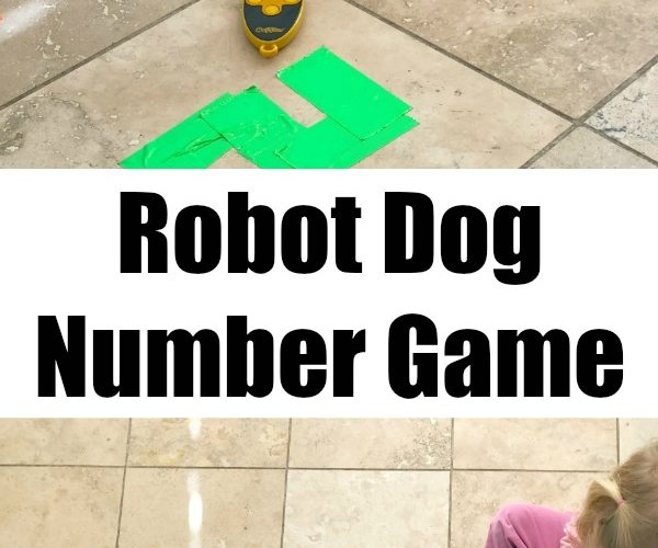 Chippie the Robot Dog for Learning & Play