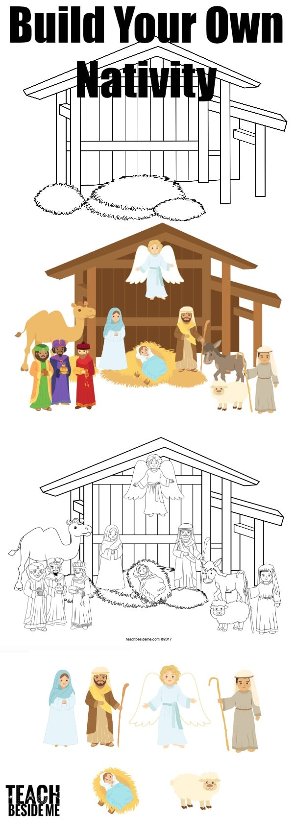 Build Your Own Nativity