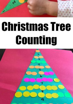 Christmas Tree Counting