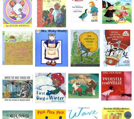 Letter of the Week: Preschool Letter W Activities