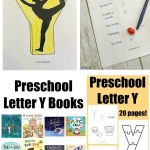 Letter of the Week: Preschool Letter Y Activities