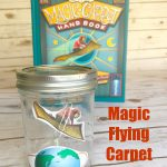 Magic Flying Carpet in a Jar: Magnet Science