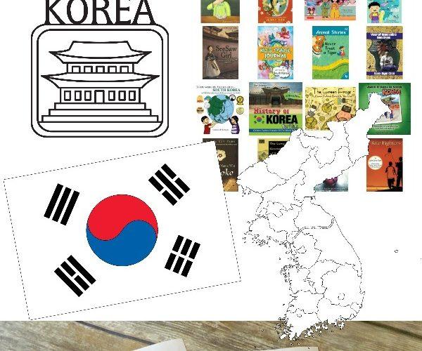 Read Around the World: South Korea Unit