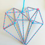 Geometric Heart – Valentine STEM