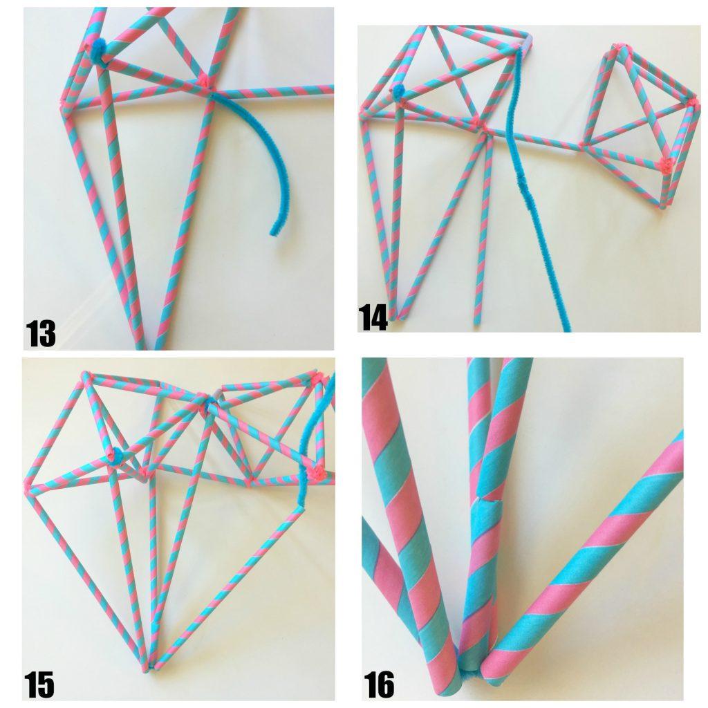geometric heart 13-16