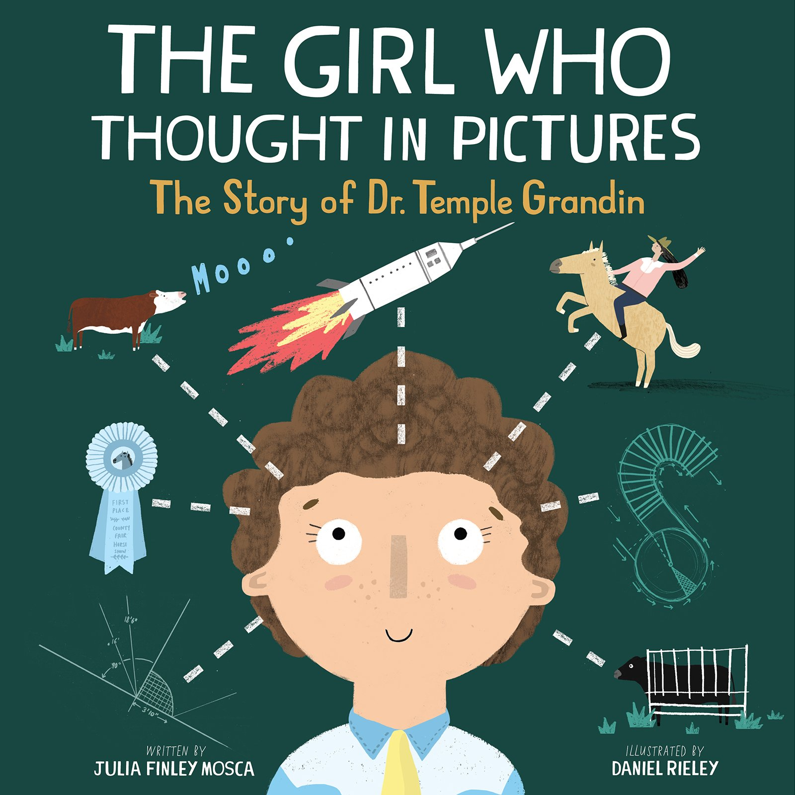 Temple Grandin- The Girl Who Thought in Pictures