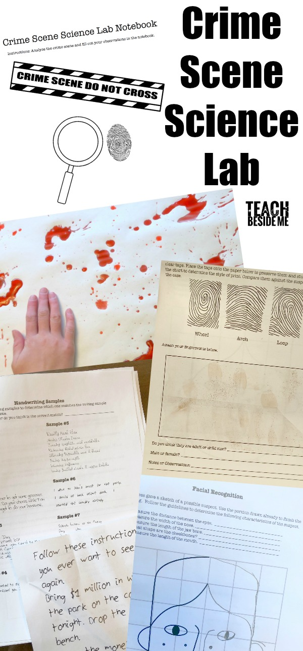 Crime Scene Science Lab