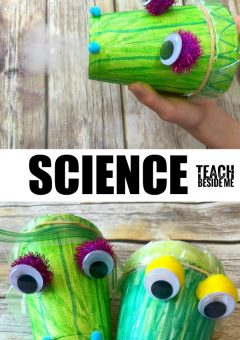Smoking Dragon Science with Dry Ice