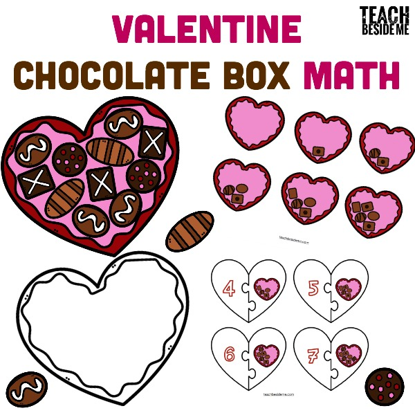 chocolate box math