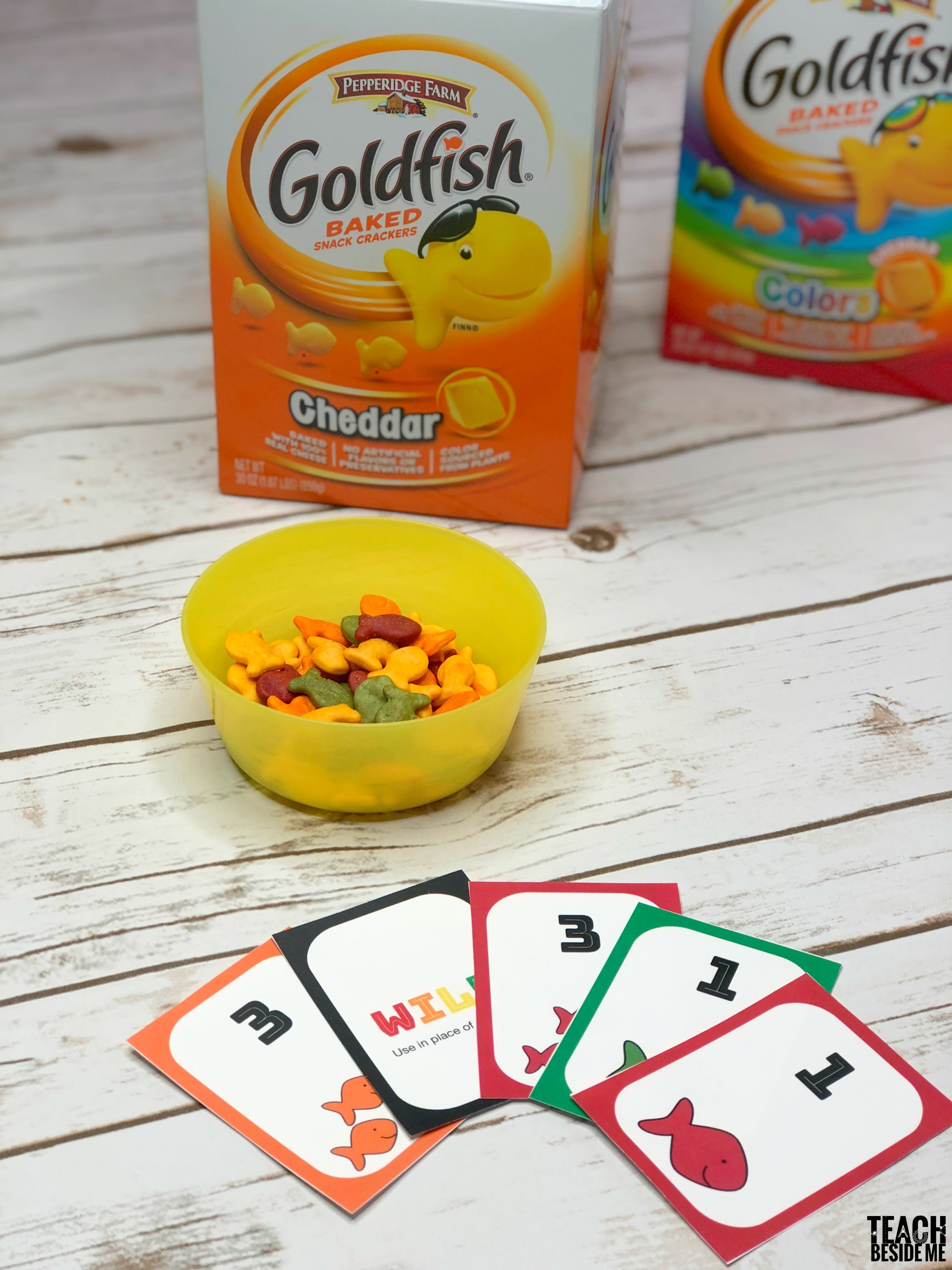 Goldfish catch a number card game for How do you play go fish card game
