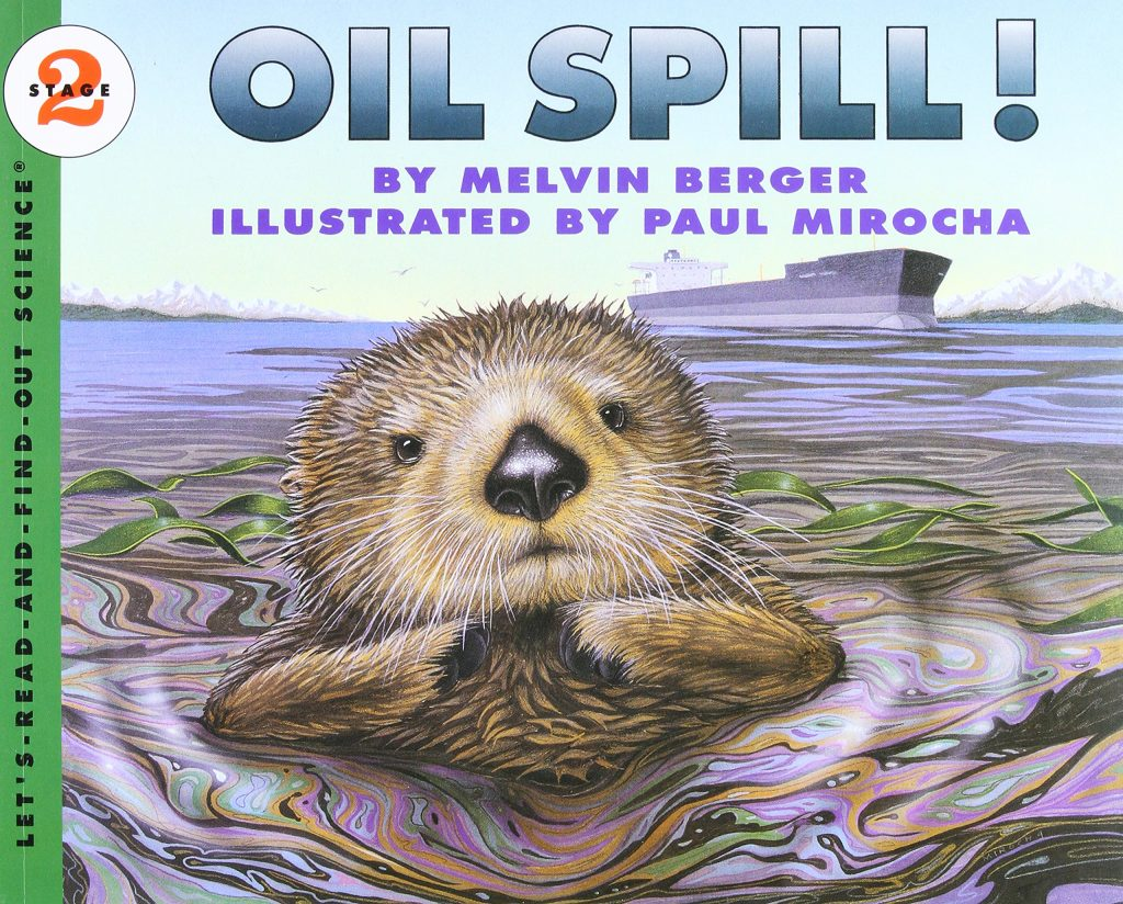 Environmental Science: Oil Spill Clean-Up Experiment – Teach Beside Me