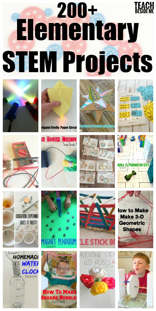 Elementary STEM Projects – Teach Beside Me