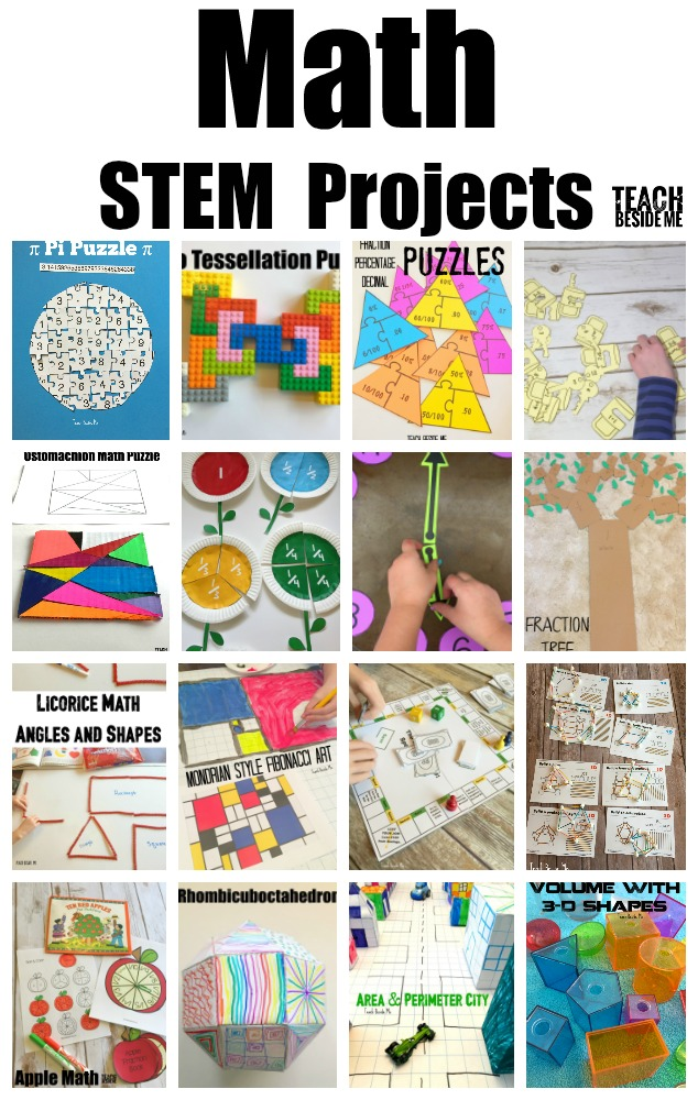 Math STEM projects