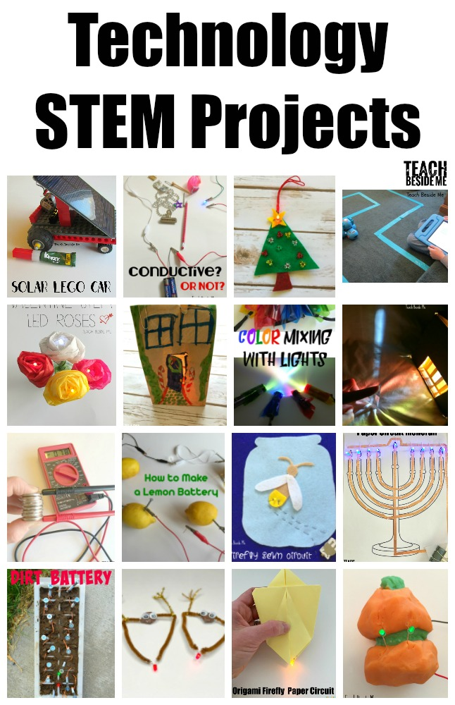 Technology STEM projects