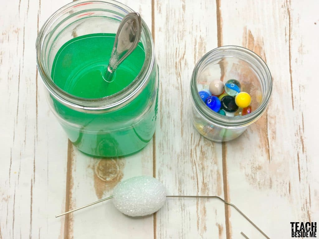 making borax crystal eggs