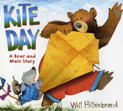 kite day book for kids