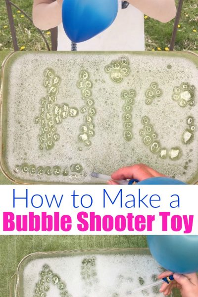 Make a Bubble Shooter Toy