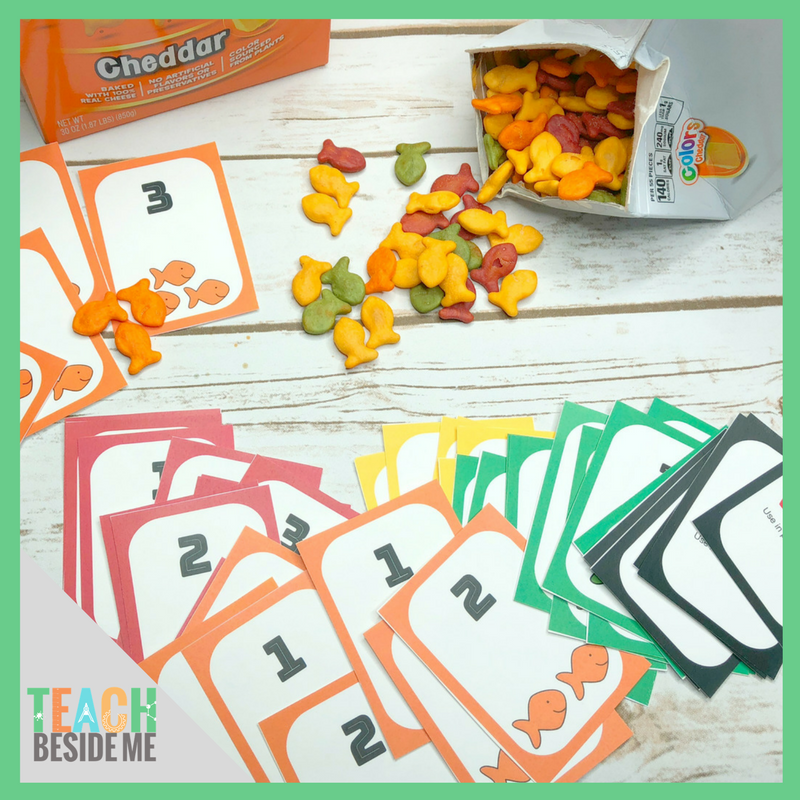 photograph about Printable Go Fish Cards referred to as Goldfish Capture a Range