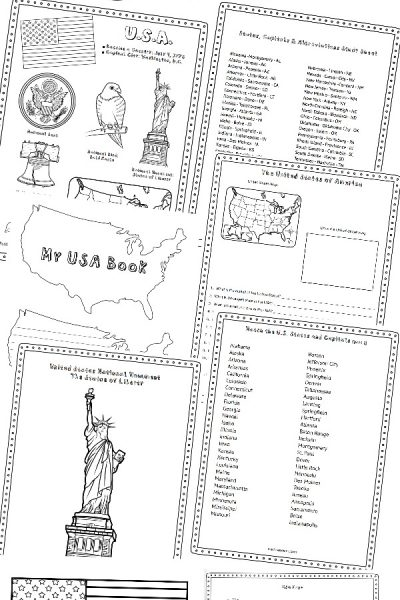 United States Geography Lessons