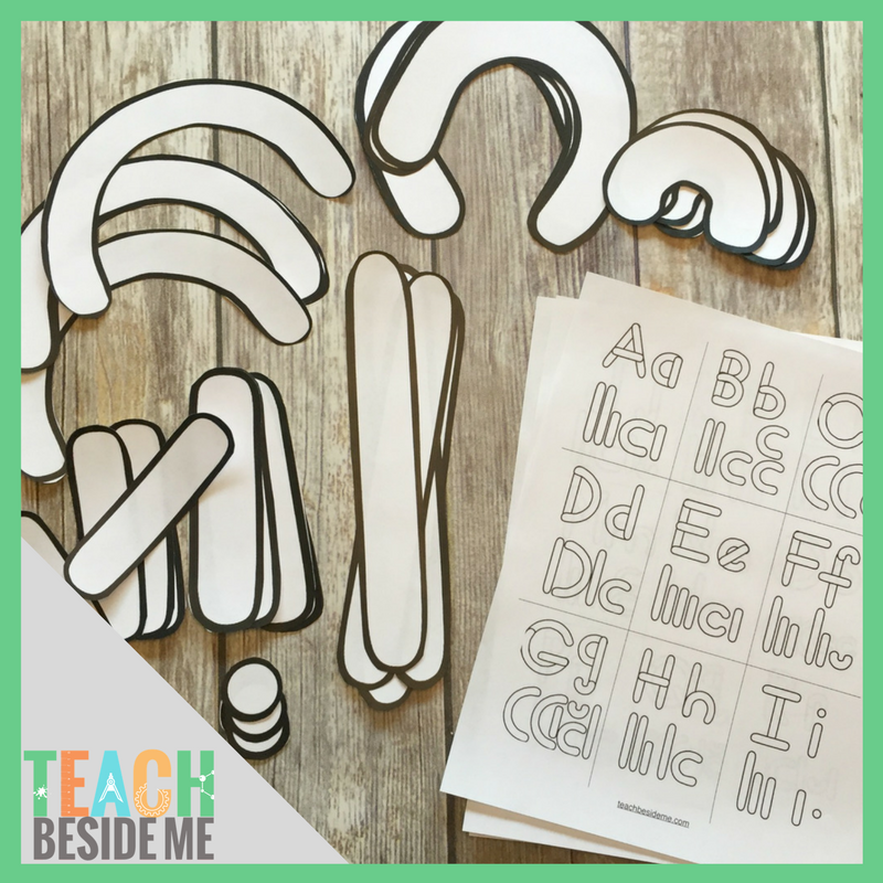Letter Building Templates