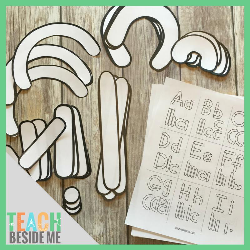 Letter Building Templates