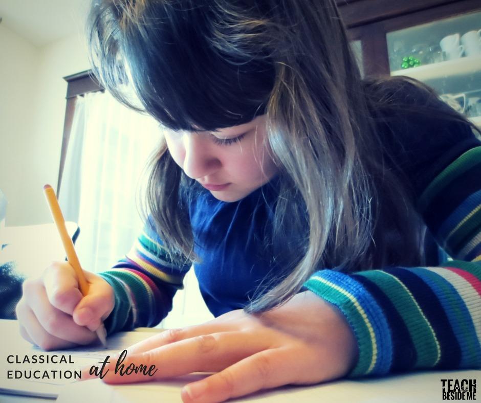 classical homeschool method