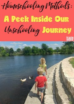 Homeschooling Methods: Unschooling