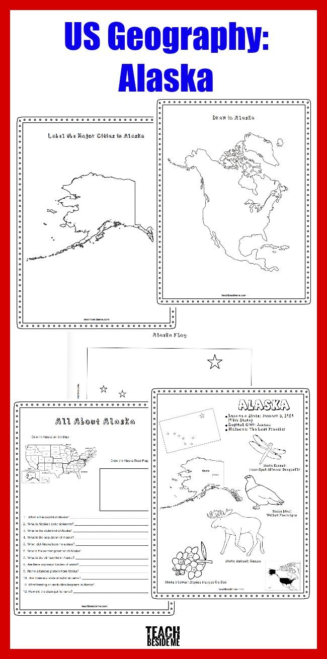 alaska geography