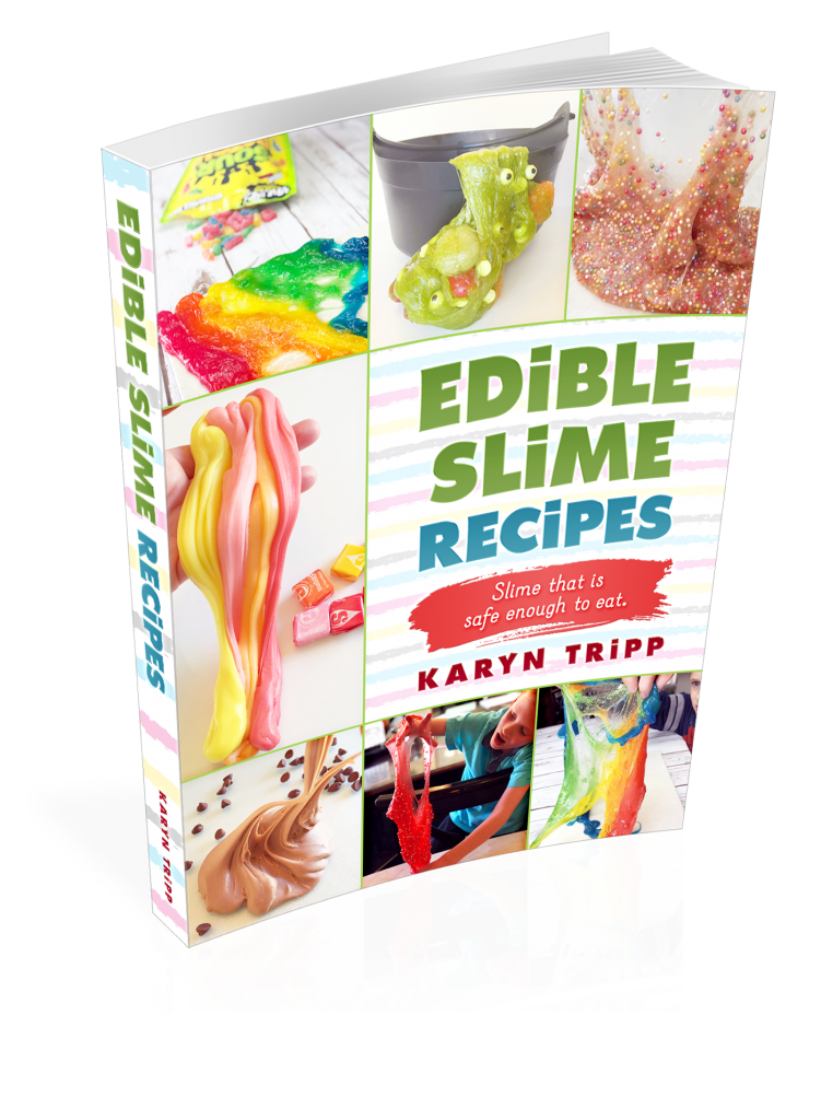 Edible slime recipes ebook