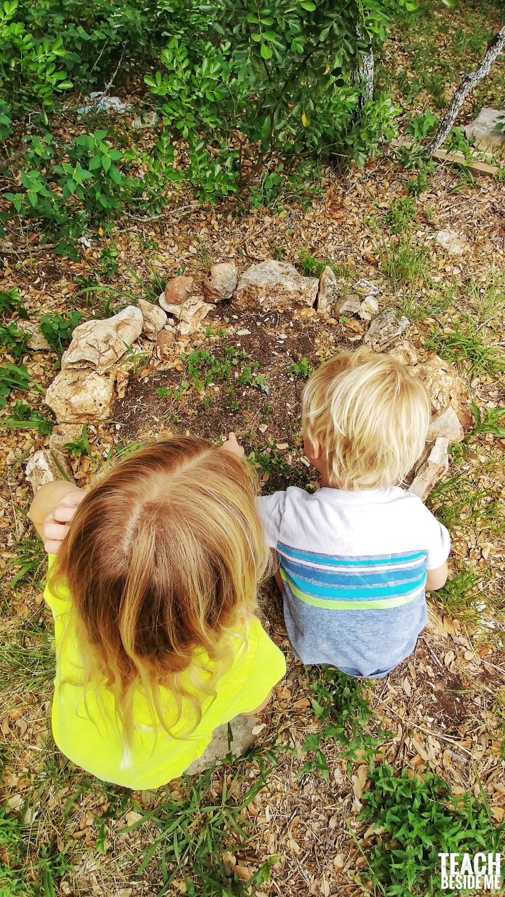 homeschooling methods unschooling kids in nature