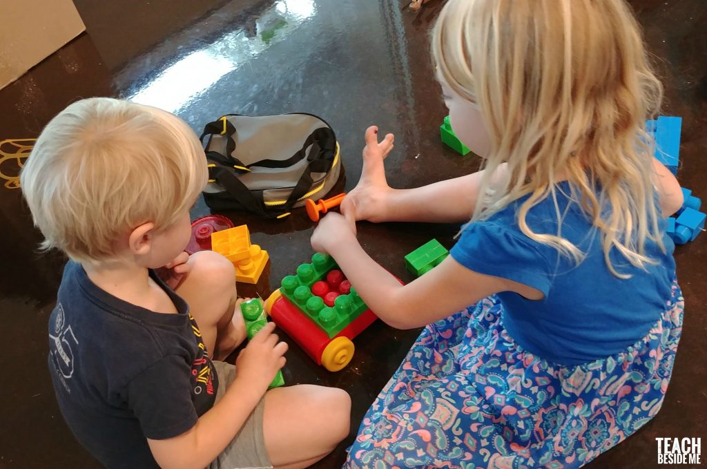 homeschooling methods unschooling kids legos