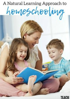 Homeschool Methods: Natural Learning Approach