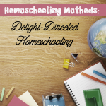 Homeschool Methods: Delight Directed Homeschooling