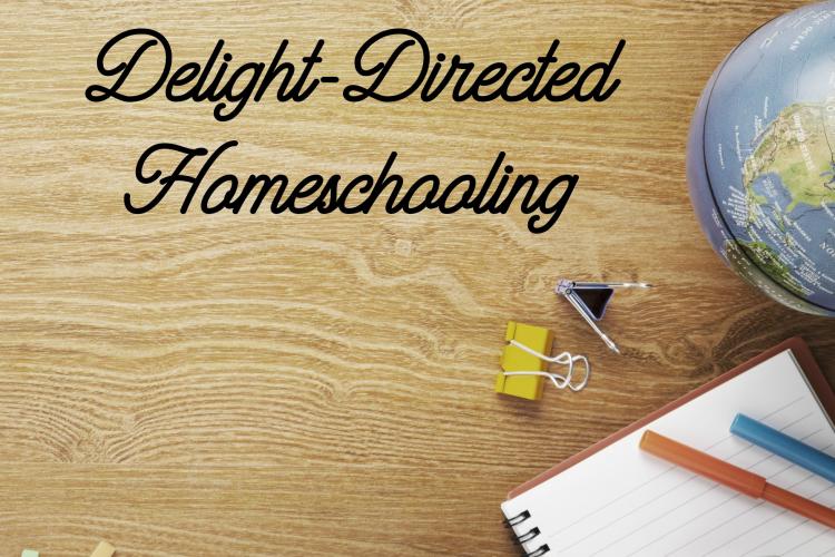 Homeschool Methods: Delight Directed Homeschooling