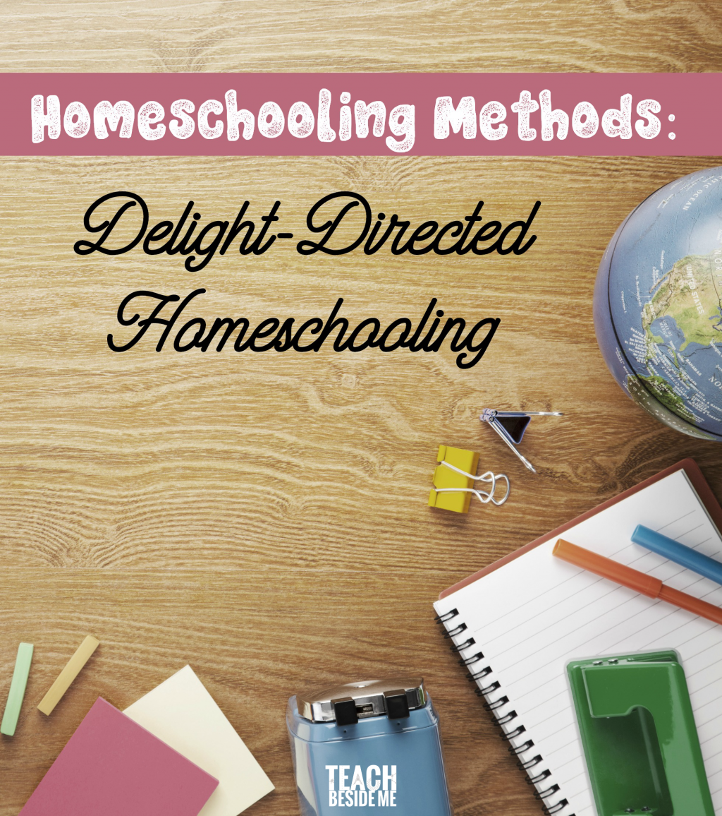 delight directed homeschooling method