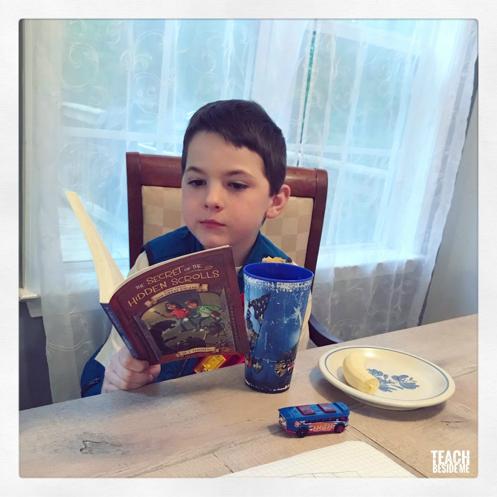 homeschooling with learning Exceptionalities