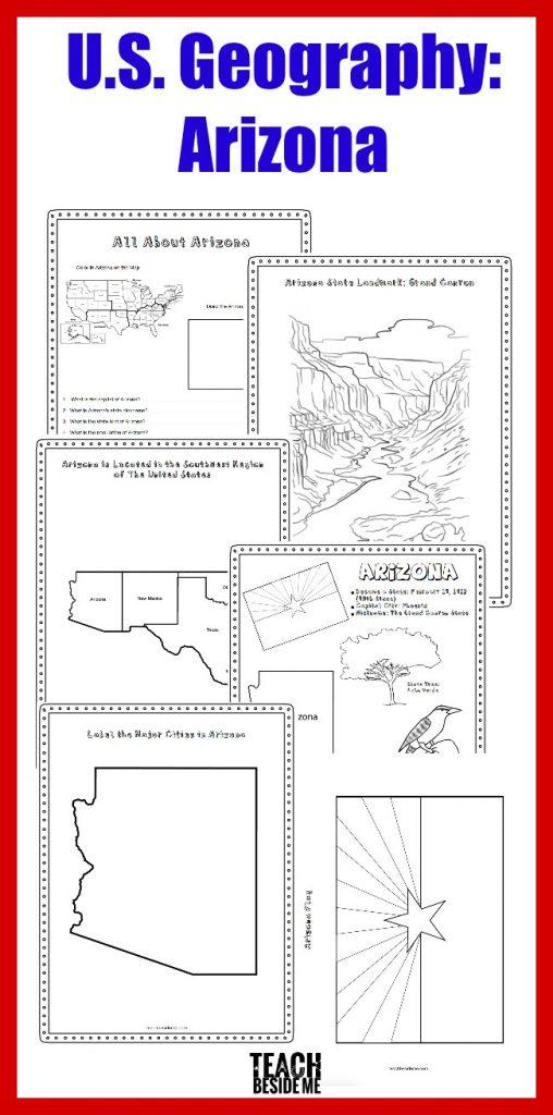 US Geography: Arizona
